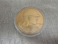 Cal Ripken Jr Baltimore Orioles Highland Mint Bronze Coin Elite Medallion