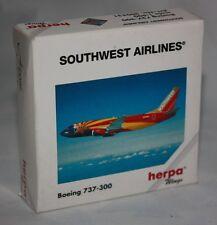 Herpa Wings-Southwest Airlines-Boeing 737-300 im Maßstab 1:500-Sammlung #500531