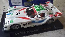 FLY A61 PANOZ ESPERANTE GTR 1 #54 LE MANS 1997 New