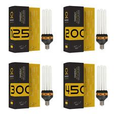 Hydroponics Omega Dual Spectrum CFL 125W 200W 300W 450W Flowering E40 Bulb
