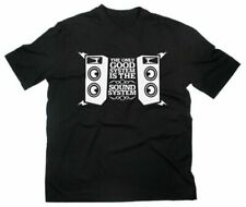 The Only Good System Is The Soundsystem T-Shirt Free Tekno Music Bass Hardtek
