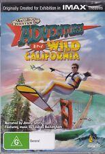 ADVENTURES IN WILD CALIFORNIA  - DVD -