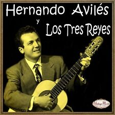 HERNANDO AVILES Y LOS TRES REYES iLatina CD #175 / Bolero El Diablo Y Yo , Trio