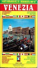 Map of Venezia (Venice), Italy by Edizioni Litovveneta