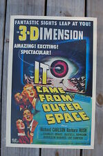 IT came from Outer Space Lobby Card Movie Poster in 3D