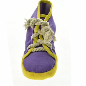 Pet Dog Toy Simulation Canvas Shoes Grit Your Teeth Interesting Durable Goods