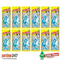 12 x White Water Little Trees Magic Tree Car Home Air Freshener Freshener