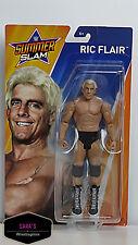 WWE Mattel Summerslam Basic Ric Flair Wrestling Figur Neu u. OVP