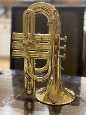 CAROL BRASS Pocket Trumpet CPT 400C
