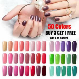 Blue Velvet 10ml Gel Nail Polish LED/UV Nail Gel Manicure Lacquer Shiny Soak-Off