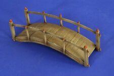 Verlinden productions #2671 wooden FOOT Bridge for diorama en 1:35