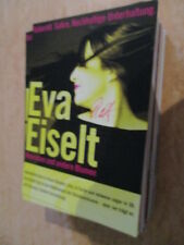 61409 EVA Eiselt TV MUSICA FILM originale con firma autografo cartolina
