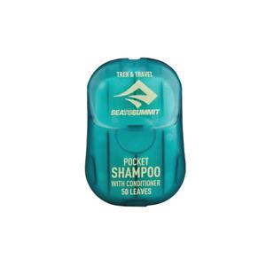 Sea to Summit Biodegradable Travel Dry Shampoo Leaves