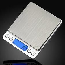 1000g x 0.1g Digital Pocket Scale Jewelry Weight Electronic Balance Gram