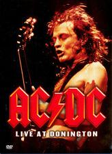 AC/DC - LIVE AT DONINGTON DVD