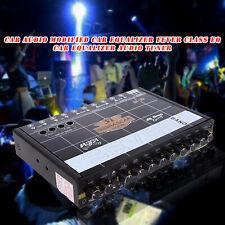 40-120Hz 7 Band Equalizzatore Modified Class Fever Sintonizzatore Auto Car