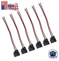 6 X Ignition Coil Connector Harness Pigtail Wire For Ford Explorer Taurus Flex