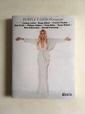 Purple Fashion S/S 2010 brand new in shrink wrap. + Aurel Schmidt Purple book