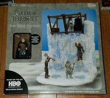 Funko Game of Thrones The Wall Playset with Tyrion Lannister Action Figure NIB