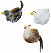 Ethical Pet Products (Spot) CSO2829 Feather Birds Catnip Toy for Cats Assorted