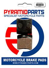 Ducati 750 Paso 1988 Rear Brake Pads