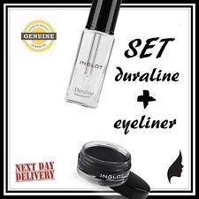 INGLOT AMC Eyeliner GEL Black Matte 77 Duraline Set 100 Genuine New&unopened