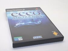 Ecco the Dolphin defend of the future DEMO SONY PS2 PLAY STATION PS 2