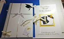 Personalised Graduation Card Son/Daughter With Real Scroll GIFT BOXED
