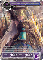 Force of Will TCG 1x Jeanne d'Arc, Shadow Princess of Purity PR2015-034 FULL ART