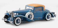 Esval Cord L-29 Coupe by Hayes for Sakhnoffsky blau 1929 Resin Esval EMUS43003A