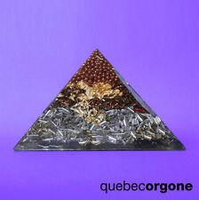 Genuine Orgone Generator Orgonite Pyramid -- Get the real deal!