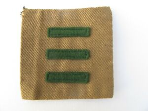 Vintage late 1920's/early 1930's Boy Scout patch - Senior Patrol Leader