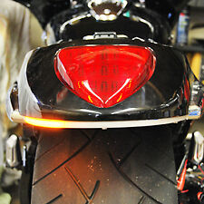 Suzuki M109R Rear LED Turn Signals (Amber/Red) - New Rage Cycles