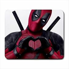Mousepad Gaming Deadpool Funny Large Pad for Laptop PC Optical Trackball dead#1