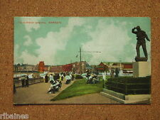 R&L Postcard: The Surfboat Memorial, Margate