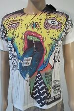 Minute Mirth Shirt.neu.Trash Melting Nerd Vintage Design Streetwear