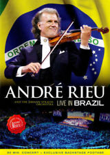 ANDRE RIEU Live In Brazil DVD BRAND NEW NTSC Region ALL