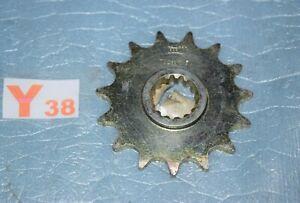 pignon sortie de boite AFAM 15 Dents KTM 125 250 350 450 530 SX EXC EXC-F SX-F