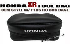 HONDA XR250L XR250R XR350R XR600R XR650L TOOL BAG POUCH [197-3]