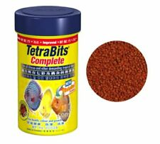 Genuine Tetra Bits Complete for Discus Tropical Fish Food Health Color Growth