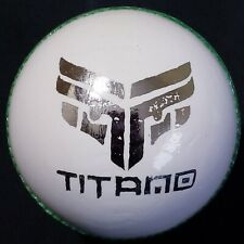 Titano Cricket Leather Hard Ball 5.5 oz T20 World Cup top quality handsewn