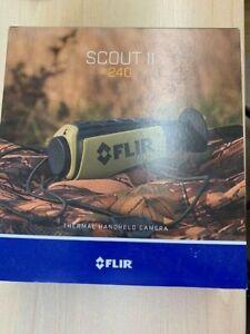Flir Scout ll 240 Thermal Camera factory refurbished 9Hz