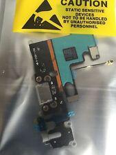 NUOVO iPhone 6 Ricarica USB Porta Caricatore Connettore Dock Cavo Flessibile MIC Grigio