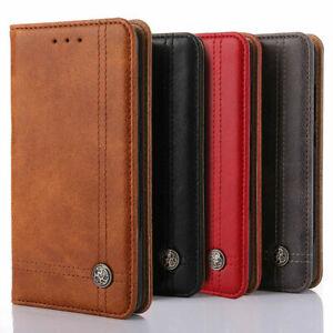Luxury Leather Flip Wallet Phone Case&Cover for HUAWEI NOVA 8 pro se 5i 5T 3i 3e