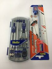 Helix School Stationary Drawing Set , Pencil Top
