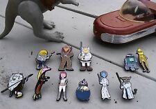 Star Wars Adventure Time Collection / Luke Skywalker / Adventure Time / Hat Pin