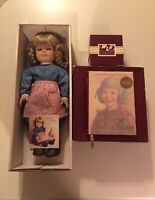 """American Girl Doll 18/"""" Samantha Retired Central Park Sleigh Bow ONLY"""