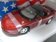 1/18 Ertl Pontiac Firebird Trans Am 1996 rotmetallic