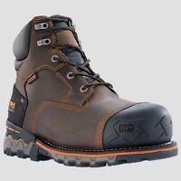 "Mens Timberland PRO 6"" Boondock Composite Toe Waterproof Boot Size 7-15 92615214"