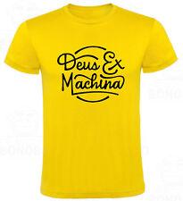 Camiseta Deus Ex Machina Logo No Circular hombre tallas y colores